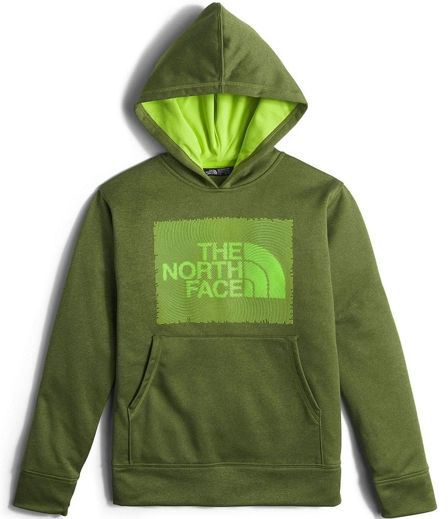 The North Face Little Boys/Big Boys 5-20 Surgent Pullover Hoodie