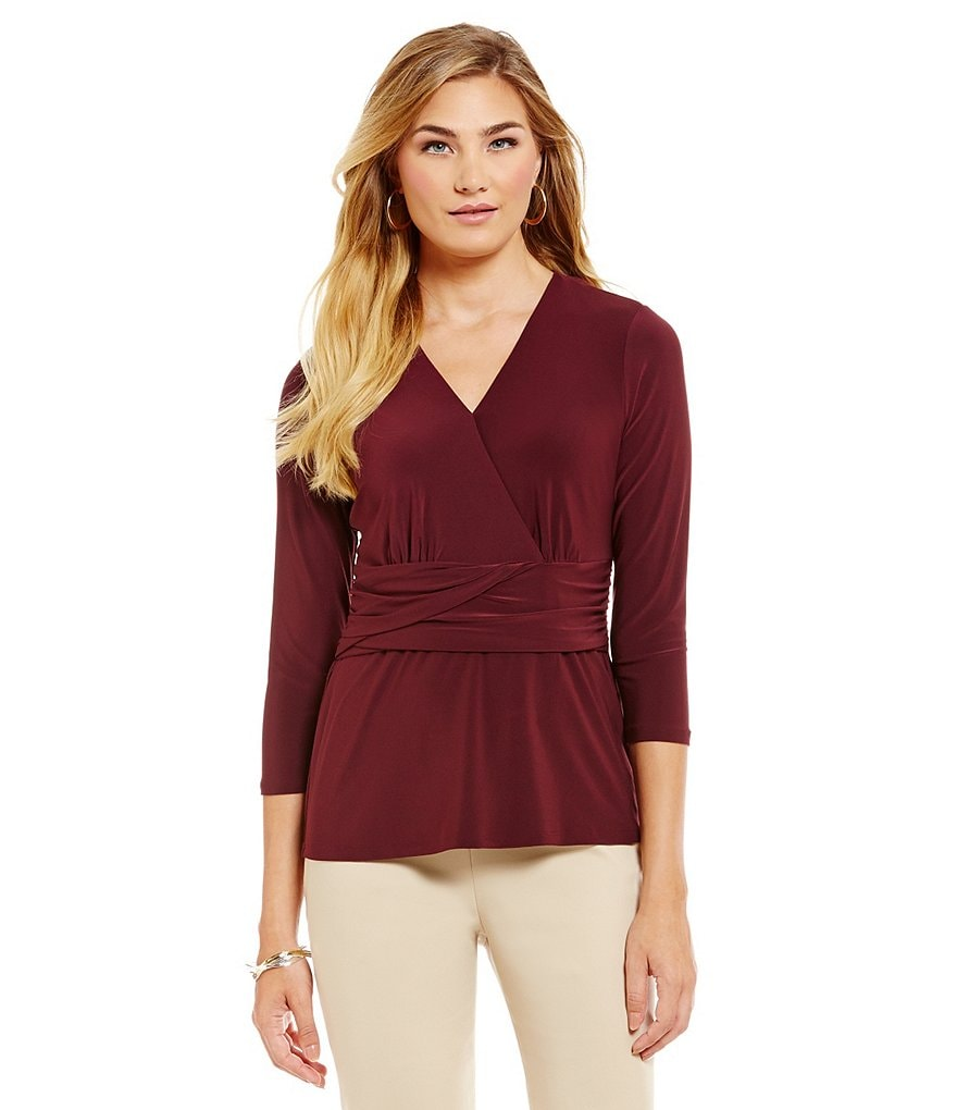 Preston & York Reba Knit Blouse