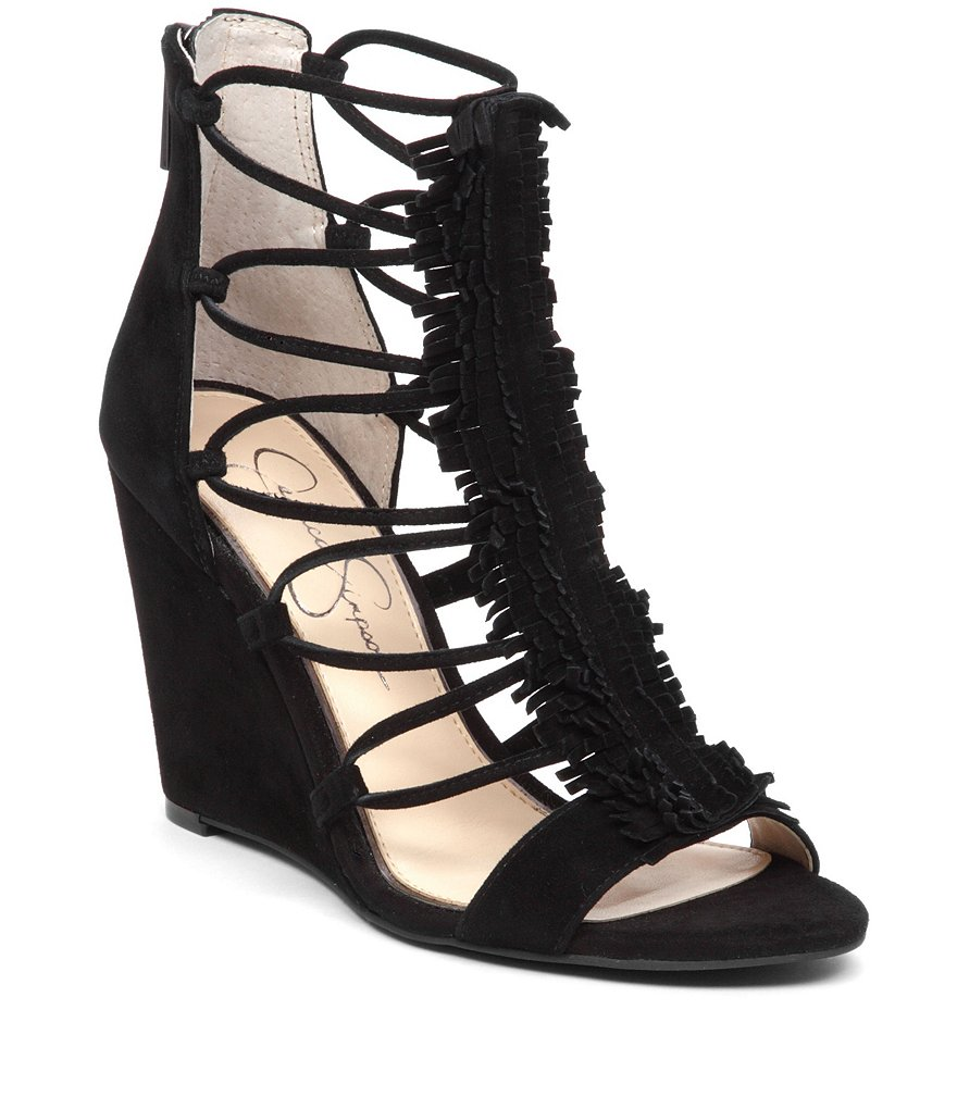 Jessica Simpson Beccy Wedge Sandals