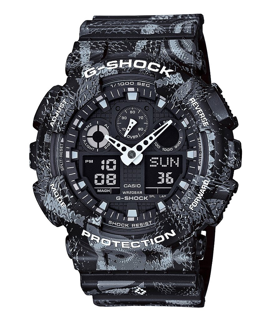 G-Shock Marcelo Burlon Collaboration Watch