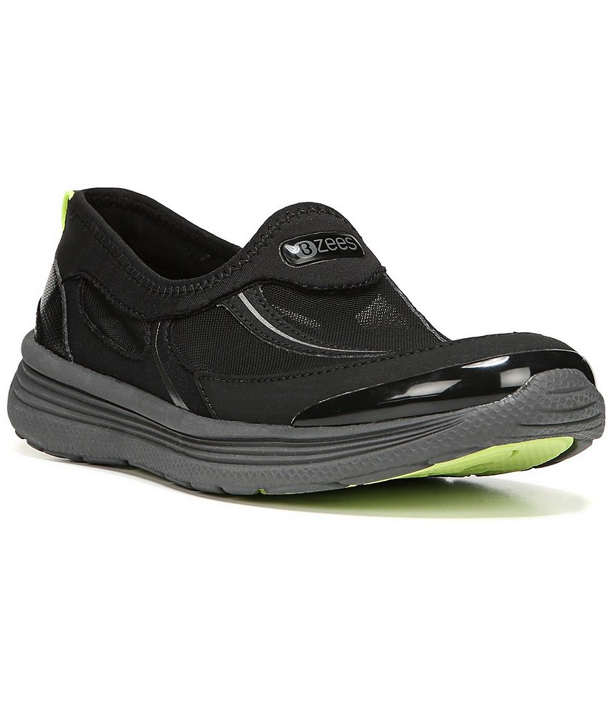Sea Dogs by Bzees Wavy Slip-Ons