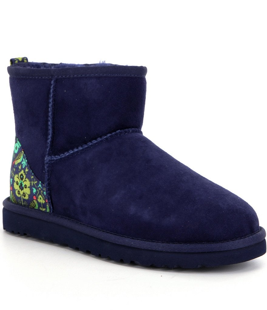 UGG® Classic Mini Liberty Booties