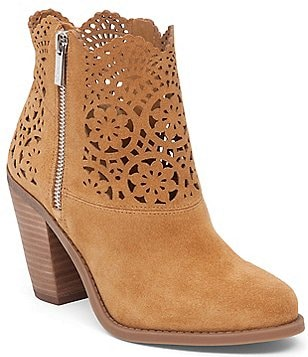 Jessica Simpson Cachelle Ankle Boots