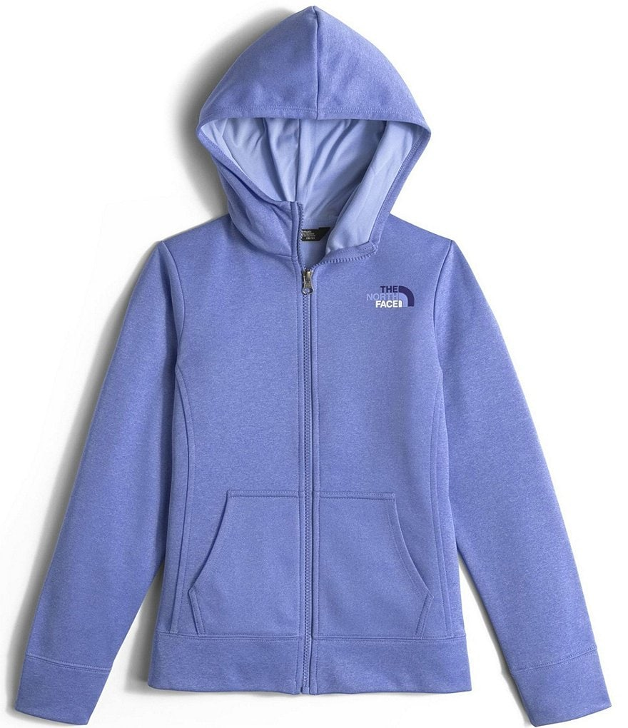 The North Face Little/Big Girls 5-18 Surgent Full-Zip Hoodie Jacket