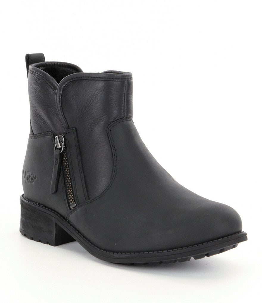 UGG® Lavelle Cold-Weather Side Zip Booties