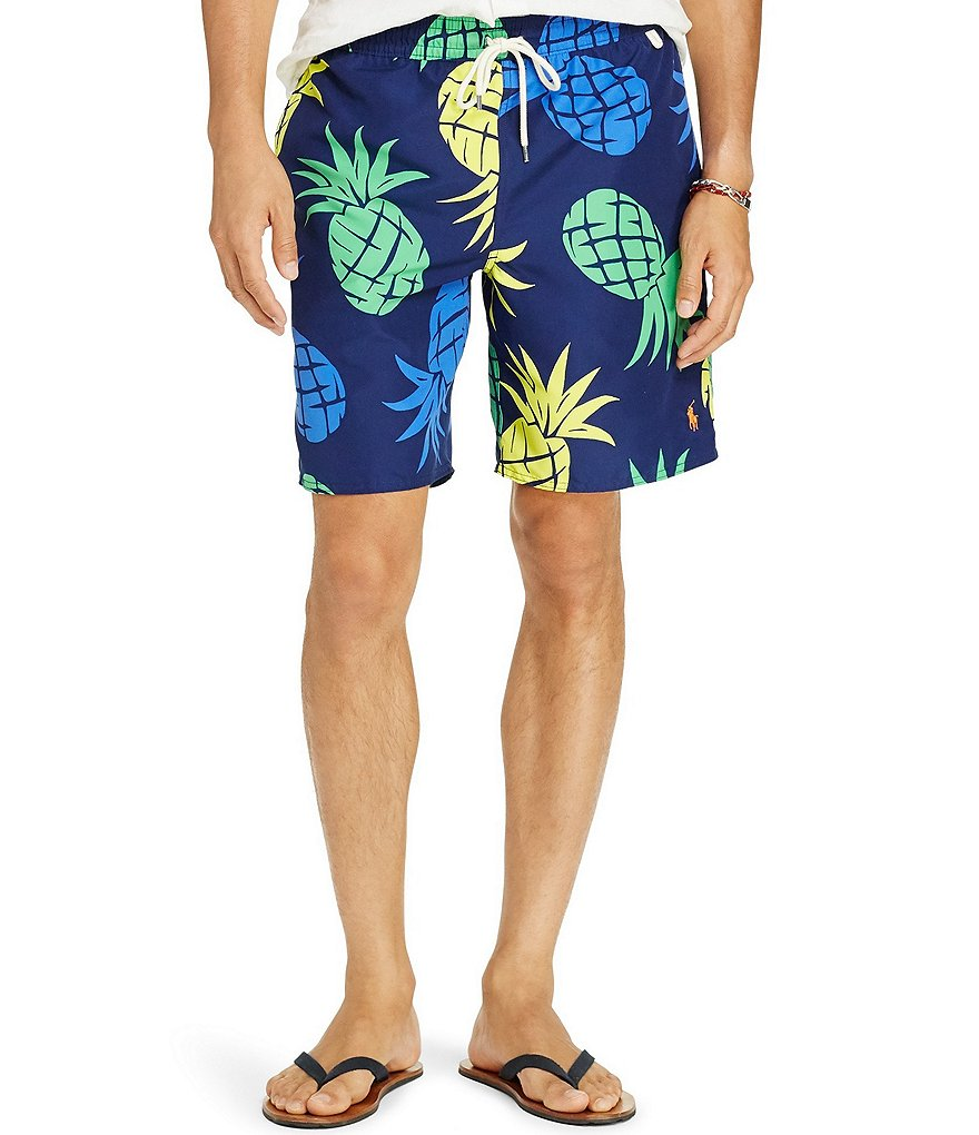 Polo Ralph Lauren Captiva Pineapple Swimsuit