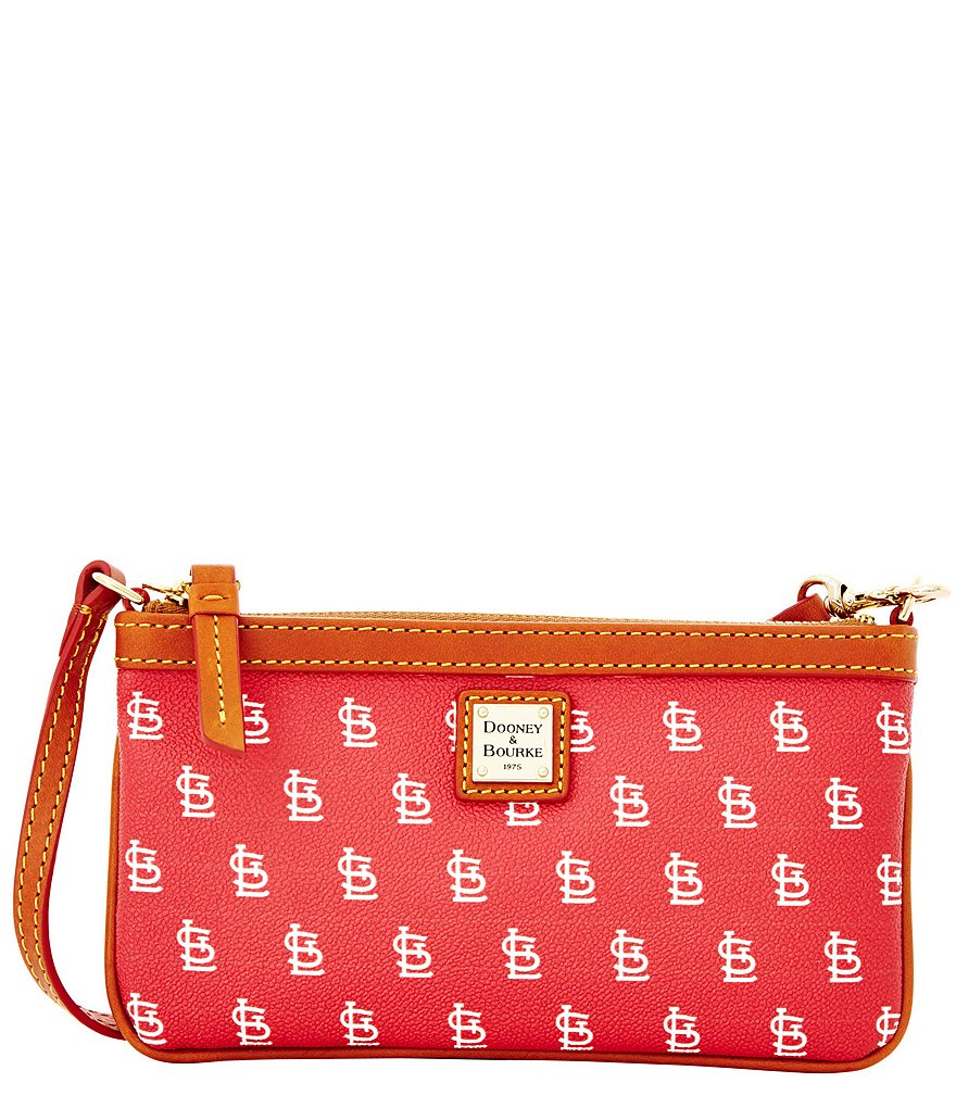 Dooney & Bourke MLB Collection St. Louis Cardinals Large Slim Wristlet