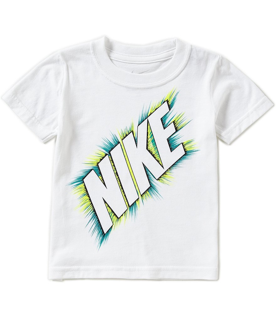 Nike Little Boys 2T-7 Burst Short-Sleeve Graphic Tee