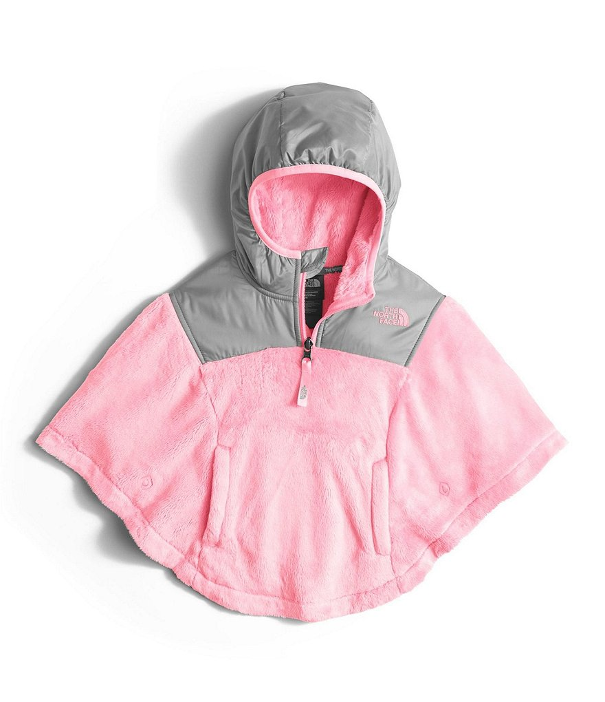 The North Face Little Girls 2T-4T Oso Poncho Jacket