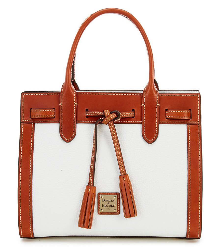 Dooney & Bourke Pebble Collection Ariel Satchel