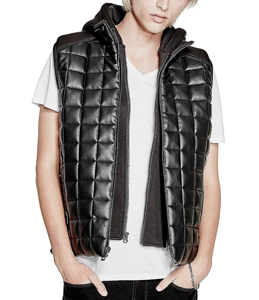Guess Dustin Quilted Vest
