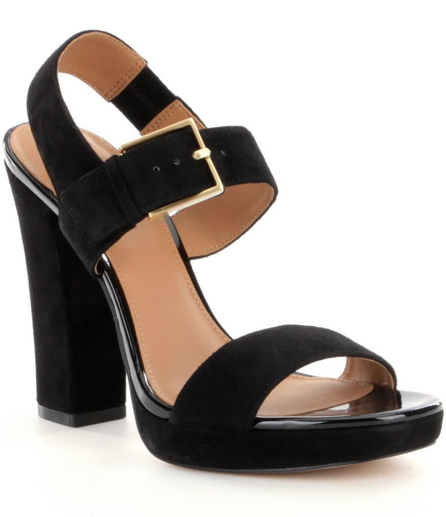 Calvin Klein Bette Dress Sandals