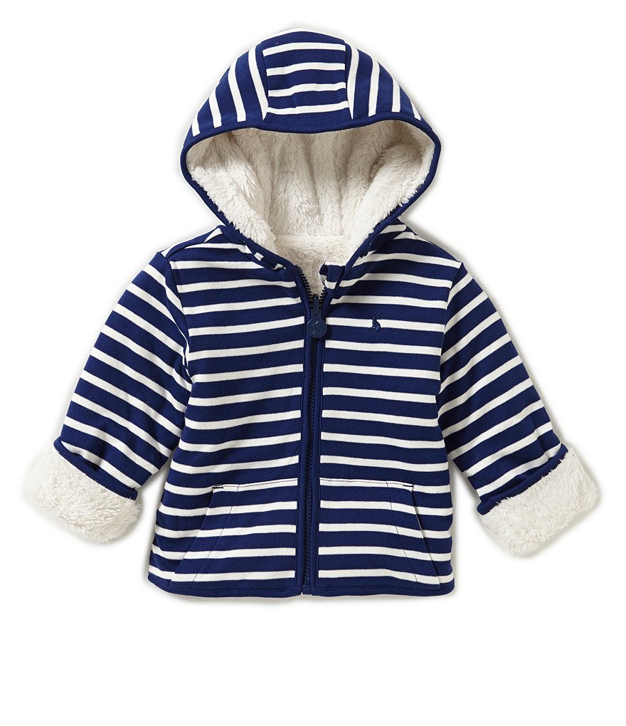 Joules Baby/Little Boys 12 Months-3T Reversible James Sweatshirt