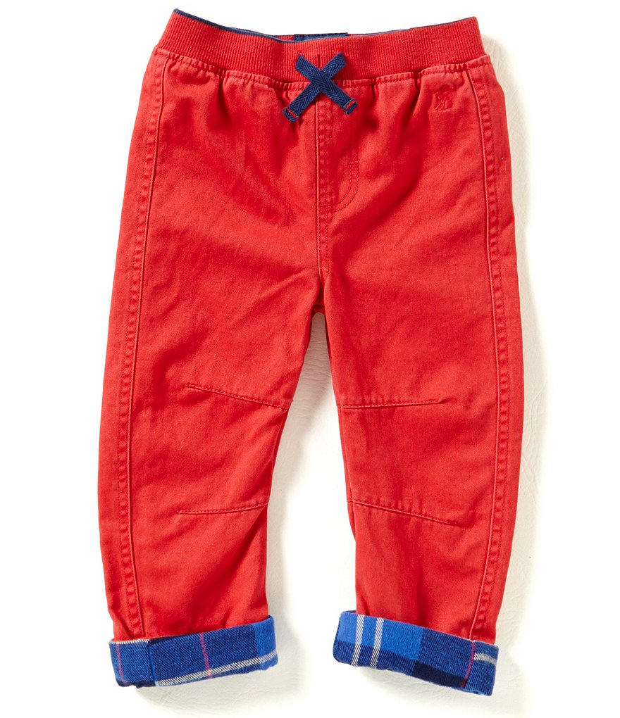 Joules Baby/Little Boys 12 Months-3T Drawstring Detailed-Cuff Pants