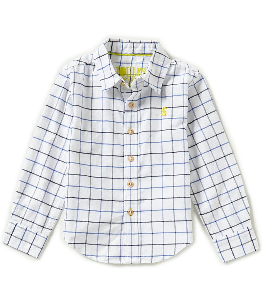 Joules Little Boys 3-6 Atley Woven Shirt
