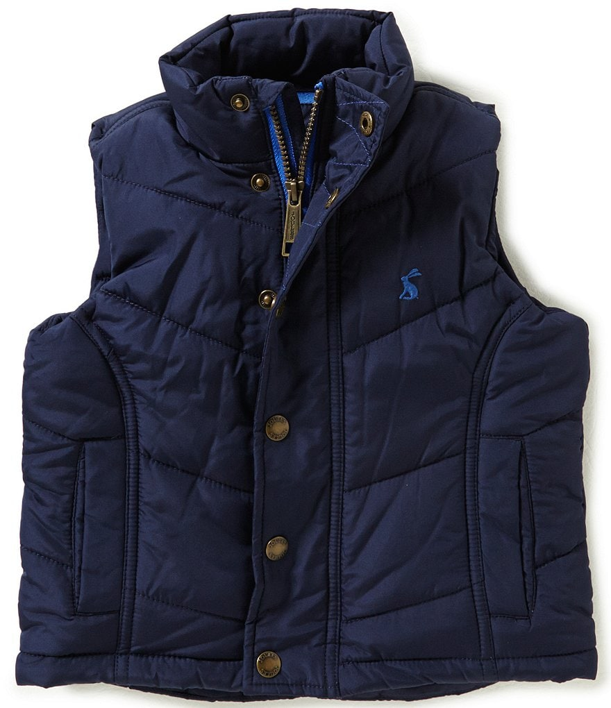 Joules Little Boys 3-6 Matchday Padded Vest