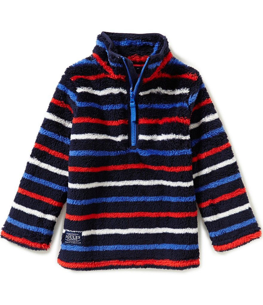 Joules Little Boys 3-6 Woozle Fleece Sweater