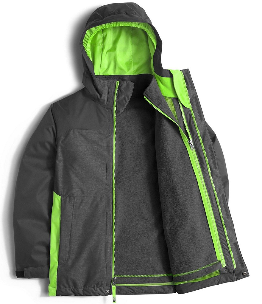 The North Face Big Boys 8-20 Vortex Triclimate® Color Block Jacket