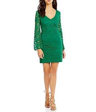trina TRINA TURK Revue Lace Dress
