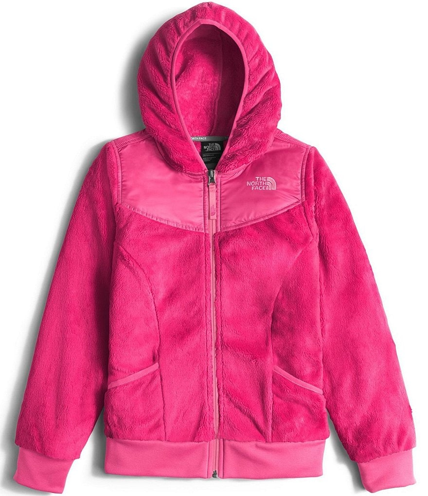The North Face Little/Big Girls 5-18 Oso Zip-Front Hoodie