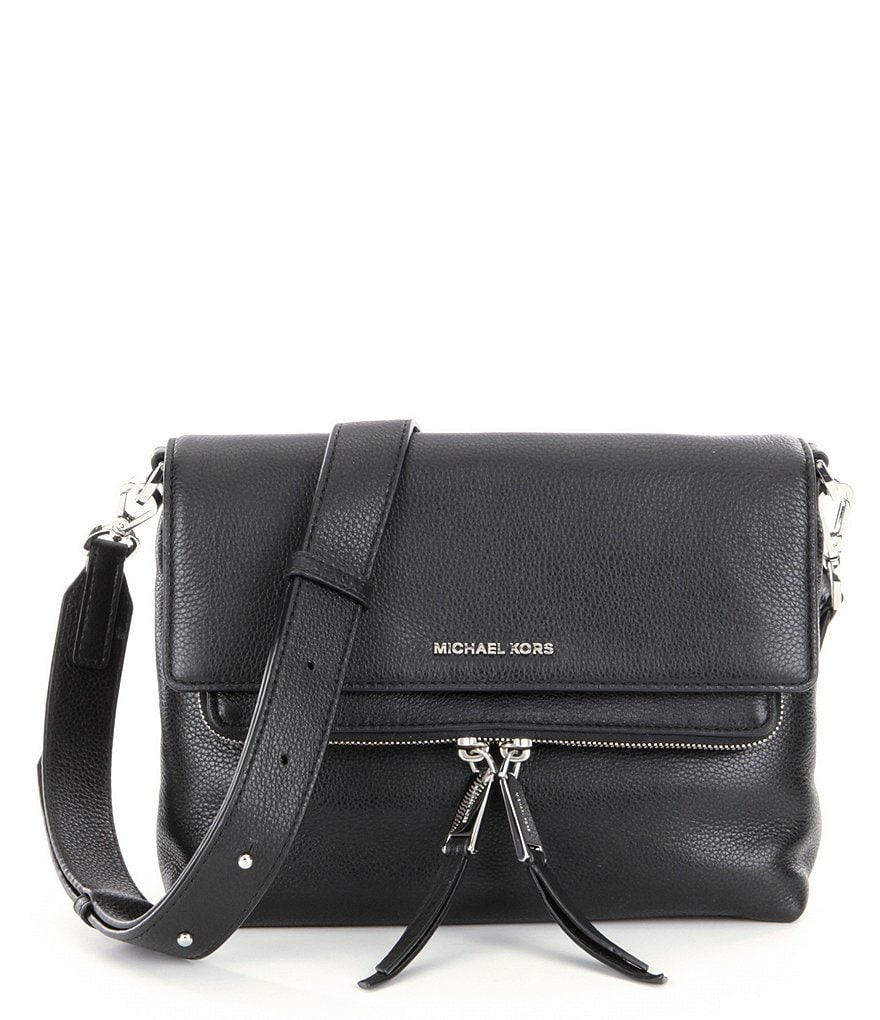 MICHAEL Michael Kors Ezra Medium Messenger Bag