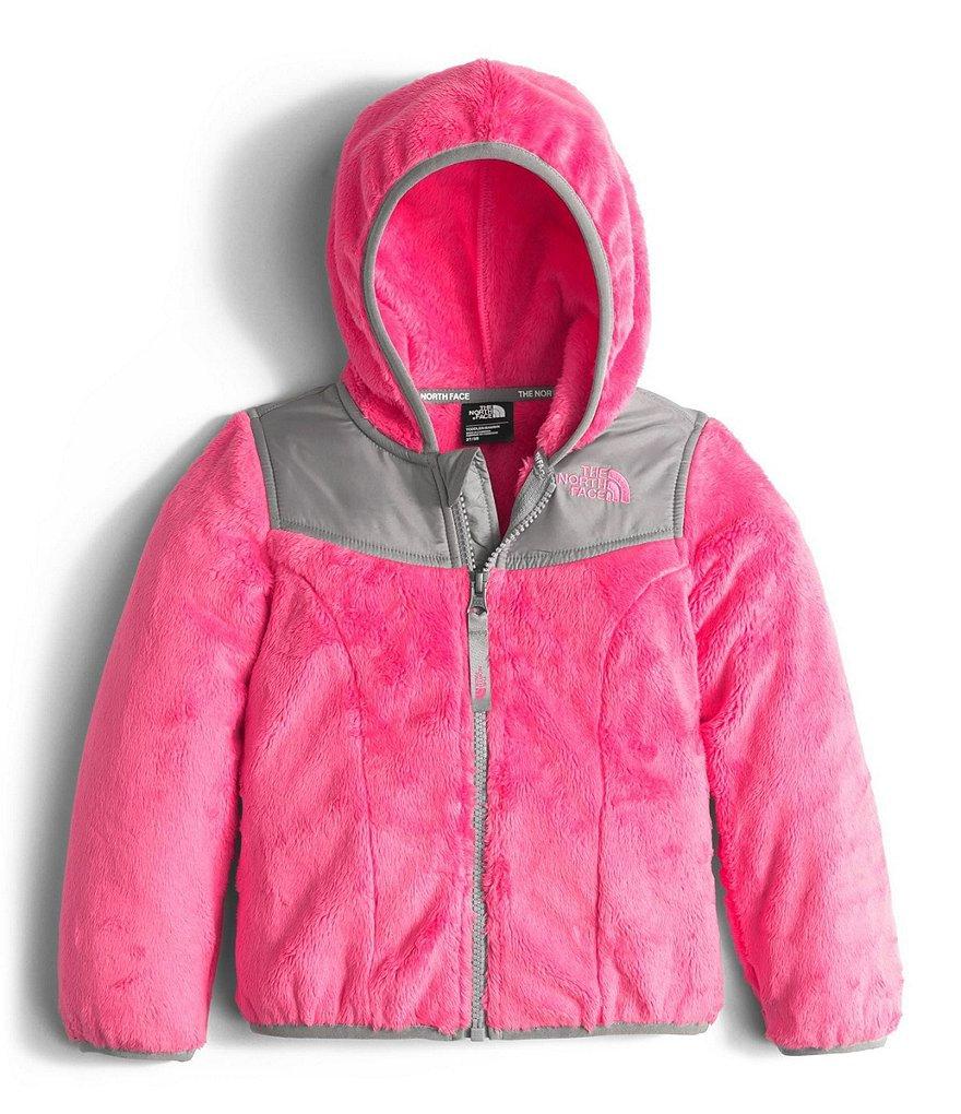 The North Face Little Girls 2T-4T Oso Hoodie Jacket