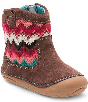 Stride Rite Girls´ Quinn SM Boots