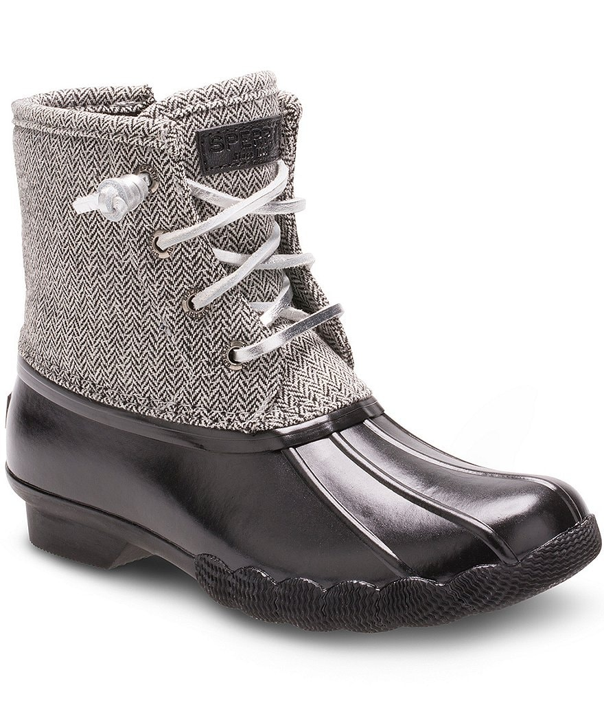 Sperry Girls´ Saltwater Boots
