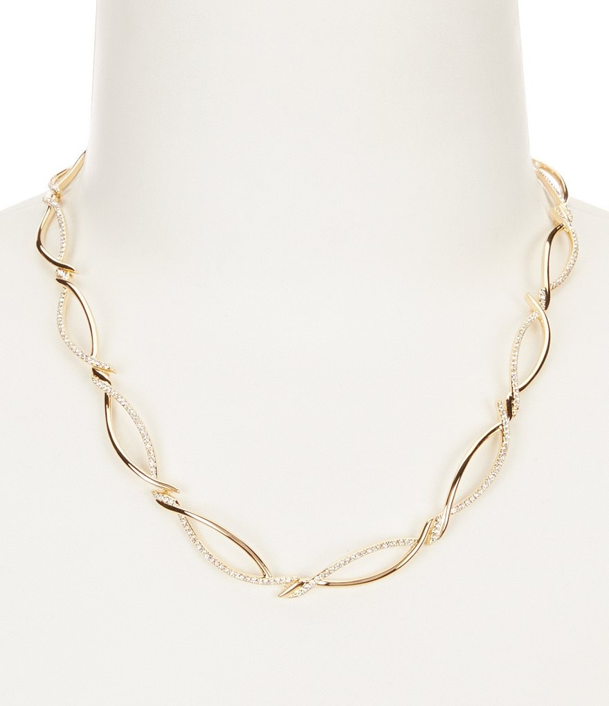 Nadri Barbarella Collar Necklace