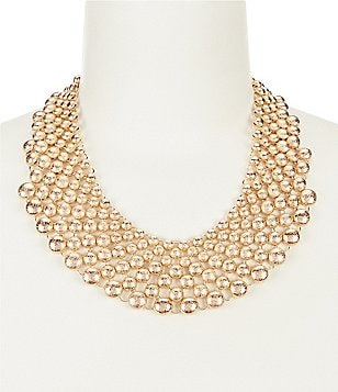 Natasha Accessories Statement Necklace