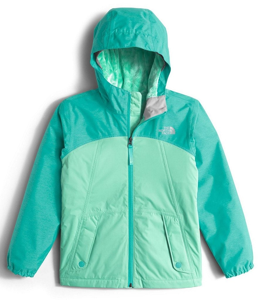 The North Face Little/Big Girls 5-18 Warm Storm Rain Jacket