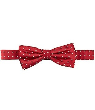 Brooks Brothers Little/Big Boys 4-20 Dotted Bow Tie