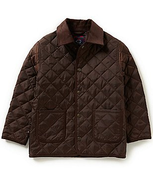 Brooks Brothers Little/Big Boys 4-20 Quilted Jacket
