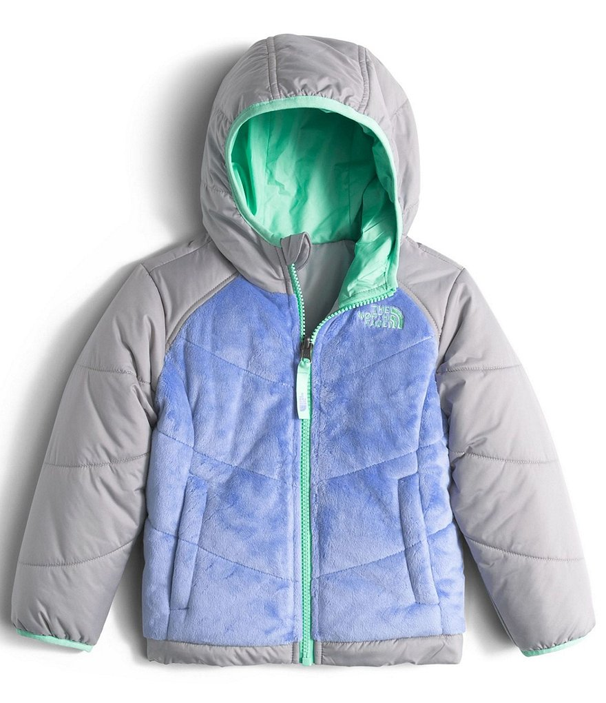 The North Face Little Girls 2T-4T Reversible Perseus Jacket