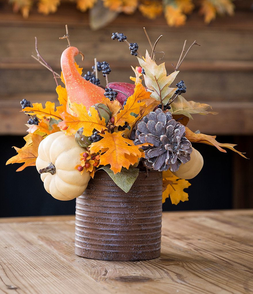 Park Hill Harvest Party Centerpiece