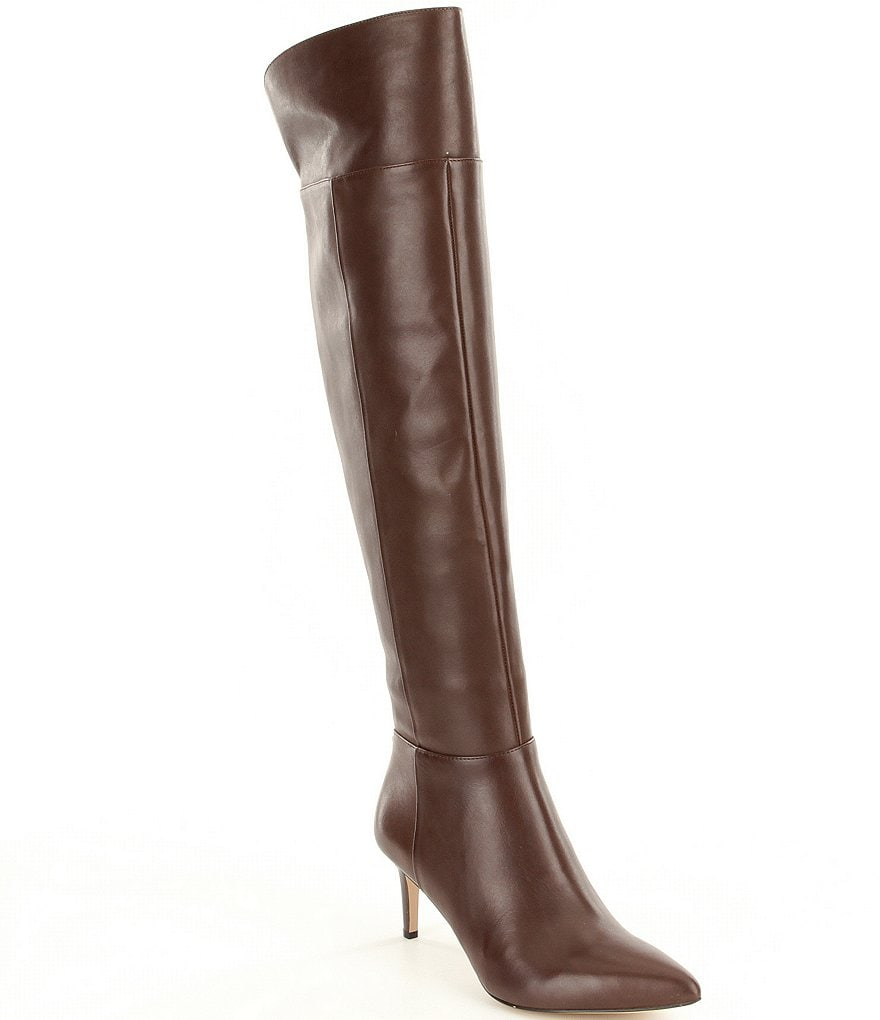 Calvin Klein Coletta Over The Knee Boots