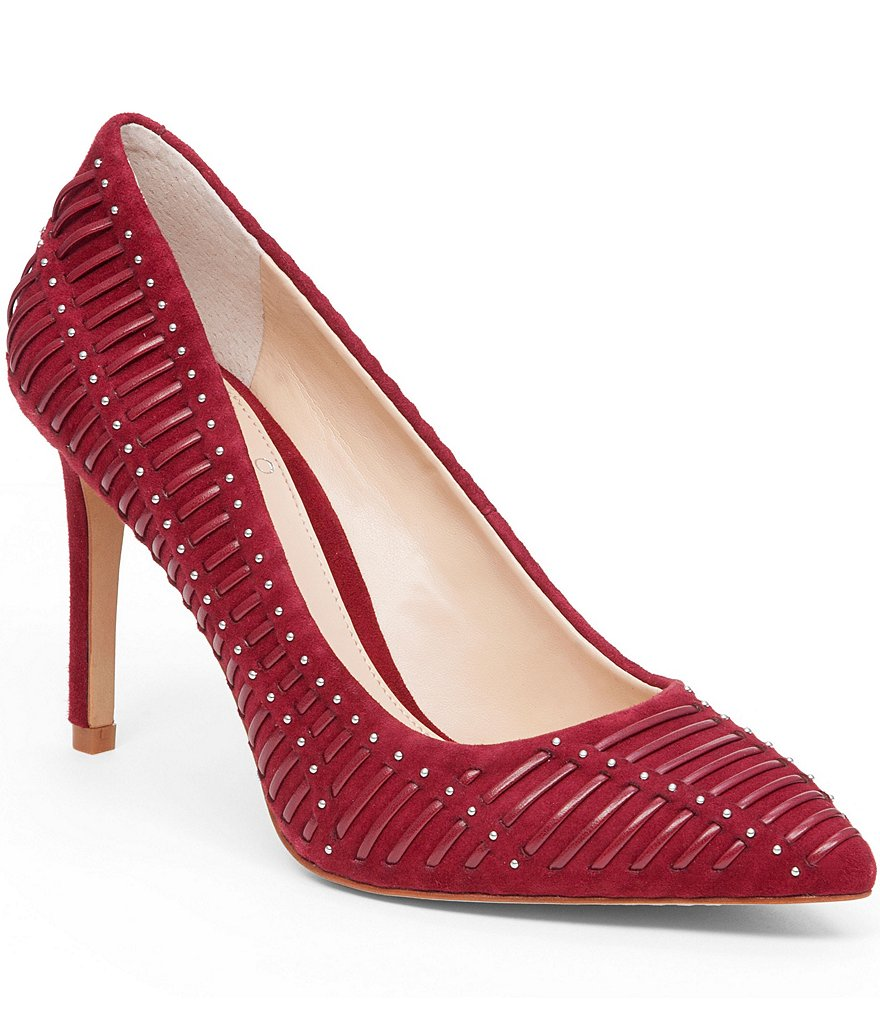 Vince Camuto Narissa Lattice Pumps