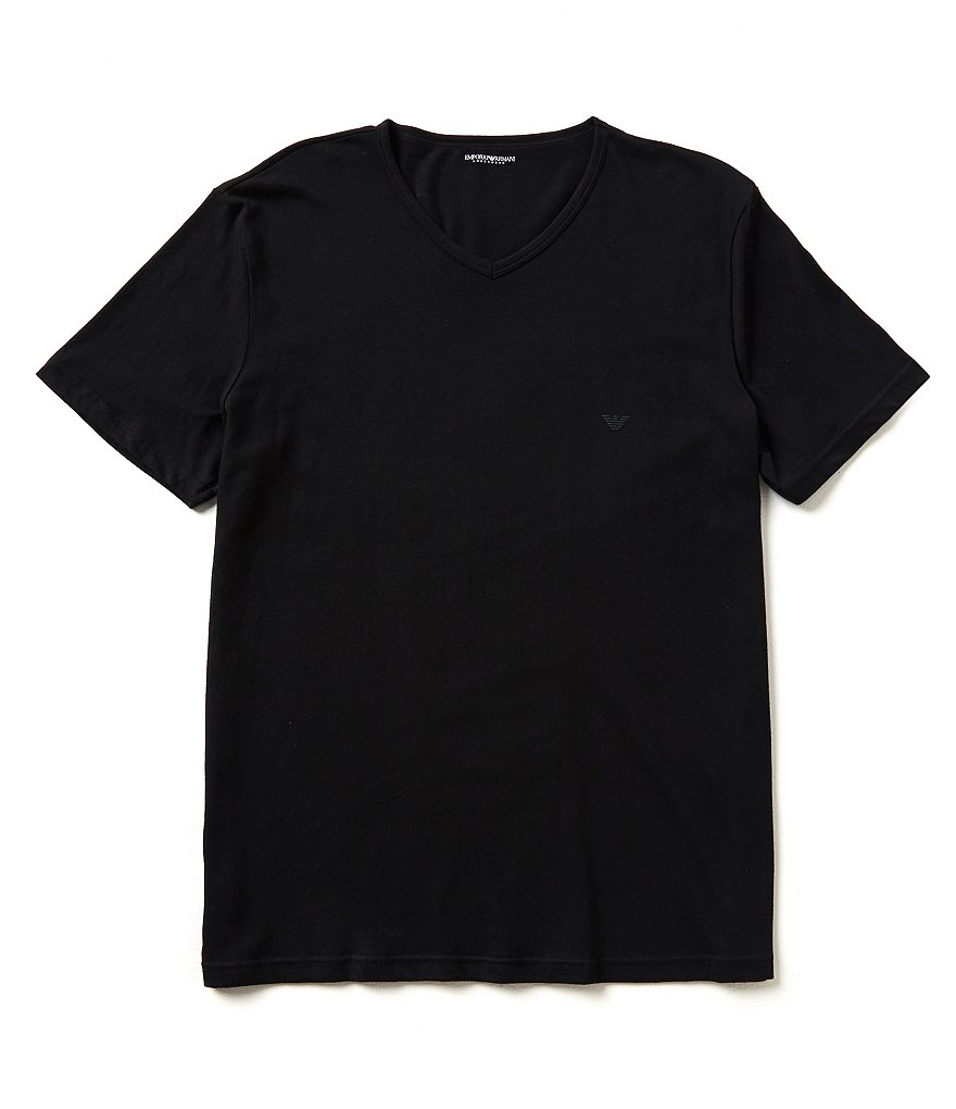 Emporio Armani 3-Pack V-Neck Tees