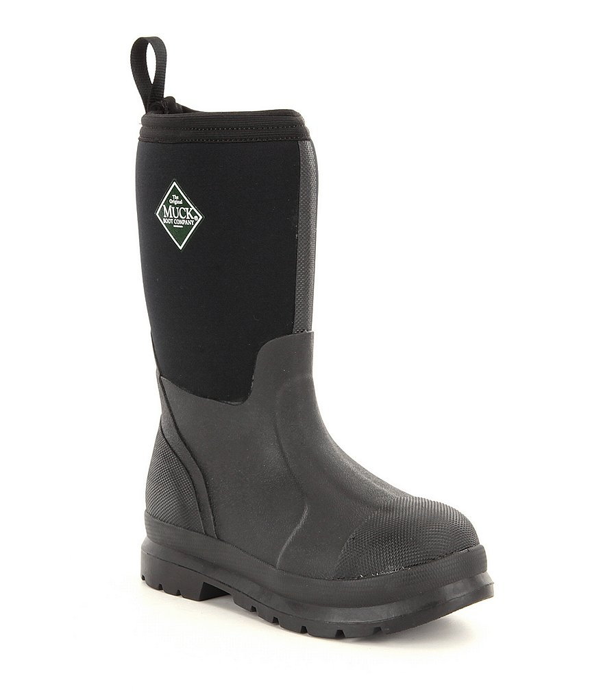 The Original Muck Boot Company Boys´ Chore Waterproof Boots