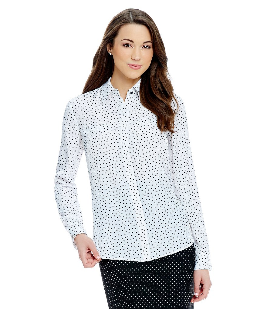 Antonio Melani Leandrana Long Sleeve Blouse
