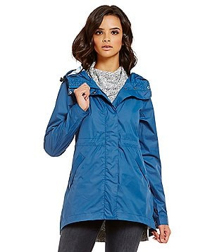 Hunter Lightweight Packable Smock Rain Jacket