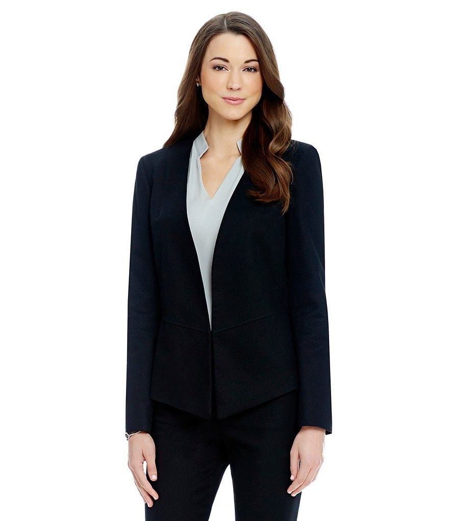 Antonio Melani Geena Cotton Pique Jacket