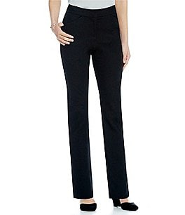Antonio Melani Payten Cropped Cotton Pique Pant Image