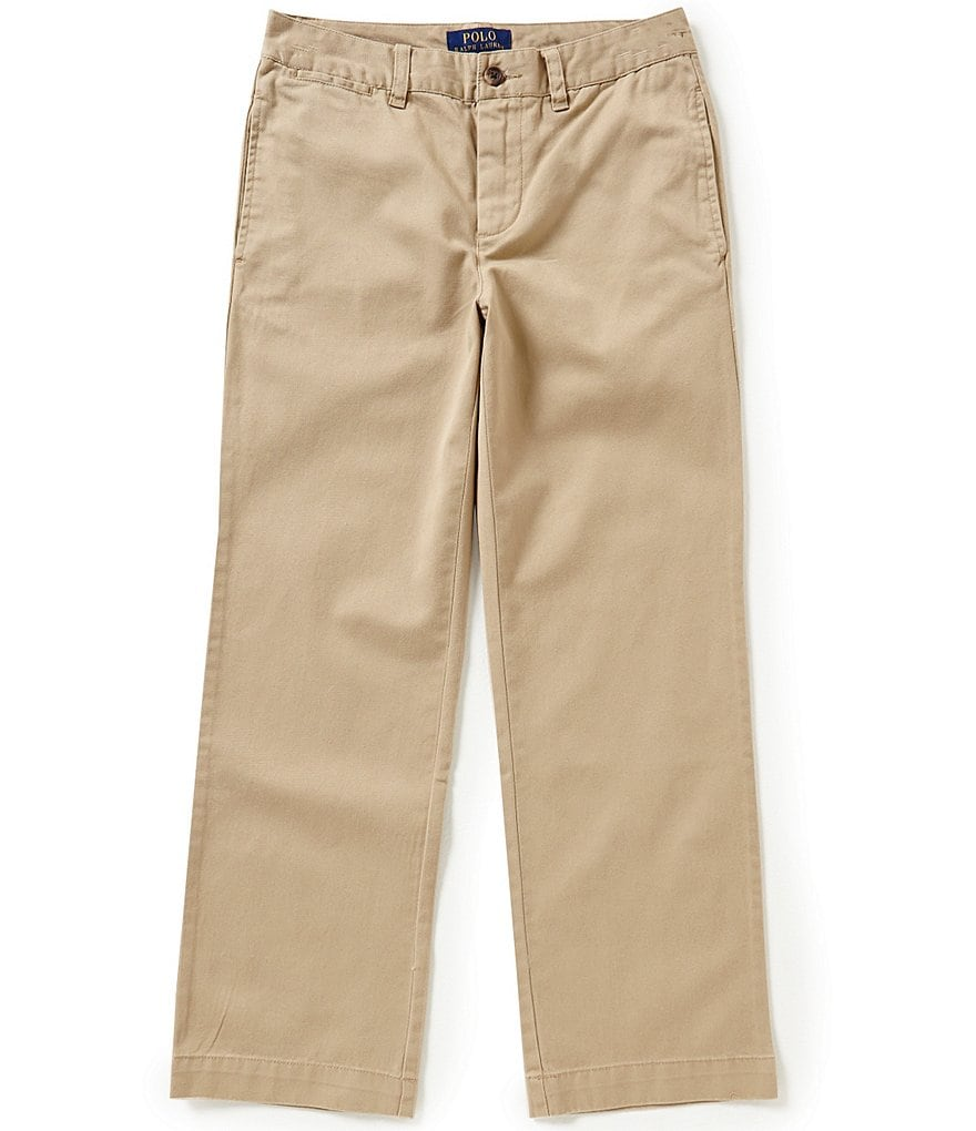 Ralph Lauren Childrenswear Big Boys 8-20 Husky Chino Pants