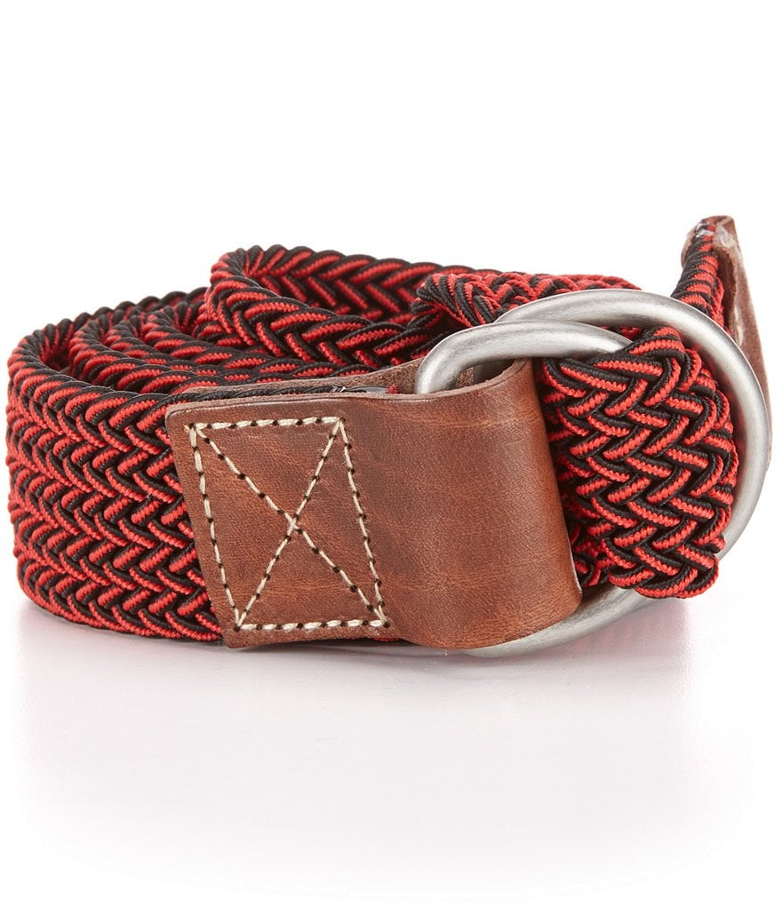 Cremieux Elastic Braided Belt