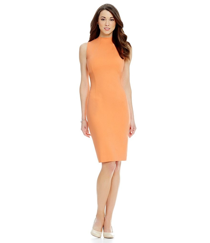 Antonio Melani Lorelai Ponte Sheath Dress