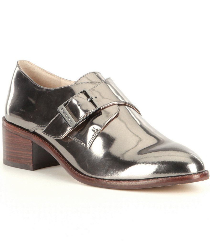 Louise Et Cie Faron Monk Strap Loafers