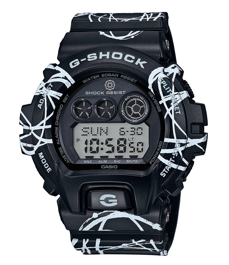 G-Shock Futura Digital Watch