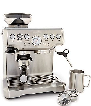 Breville The Barista Express Bean Grinder Espresso Machine