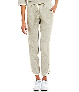 Tommy Bahama Sparkle French Terry Elastic Waist Pants